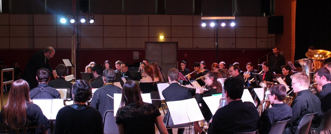 Retour en images sur le concert de l'AG de la FSM 31 à Fronton