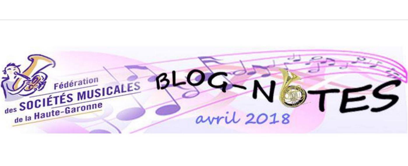 Blog-Notes n°1 !