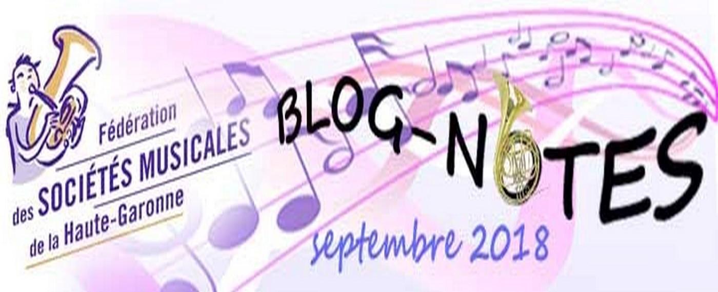 Blog Notes n°3 !!