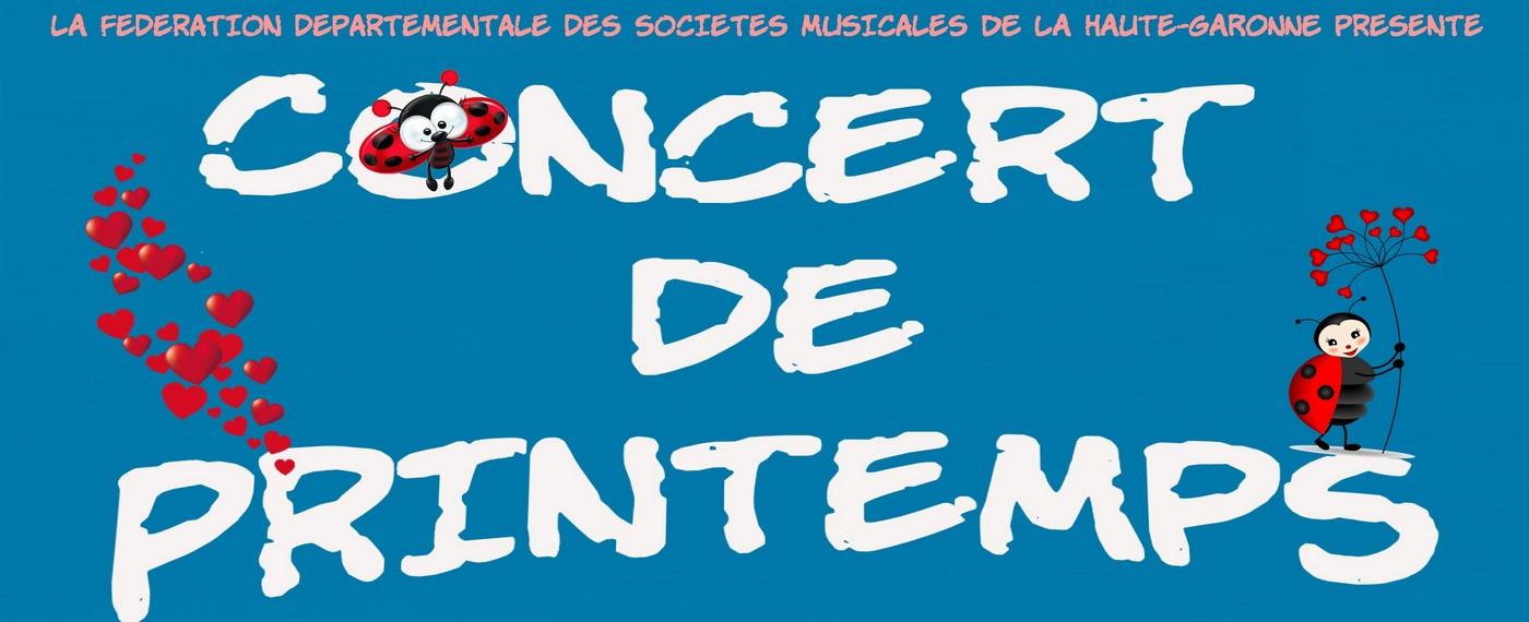Concert de Printemps !!