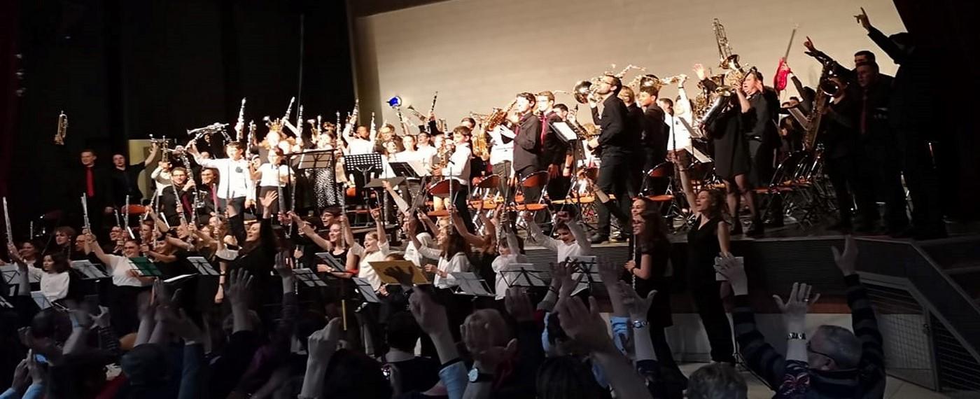 Vidéos Concert de Fin de Stage 2019 !!